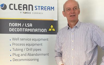 Cleanstream is pleased to introduce Eric van der Kruk