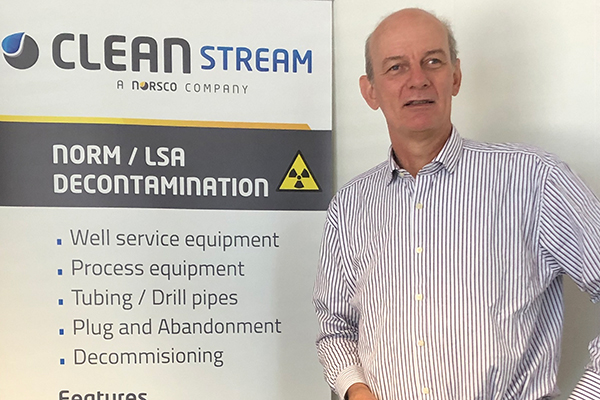 Cleanstream is pleased to introduce Eric van der Kruk